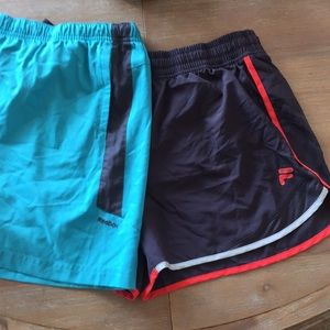 Pants - Set of athletic shorts